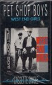 PET SHOP BOYS West End Girls USA Cassette Single