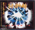 DEF LEPPARD Heaven Is JAPAN CD5