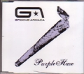 GROOVE ARMADA Purple Haze EU CD5