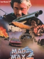 MAD MAX 2 JAPAN Movie Program  MEL GIBSON