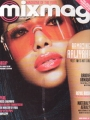 AALIYAH Mixmag (8/01) UK Magazine