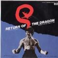 BRUCE LEE Return Of The Dragon JAPAN 7''