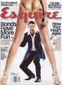 JAMES BOND 007 Esquire (11/02) USA Magazine