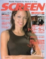 ANGELINA JOLIE Screen (11/03) JAPAN Magazine