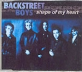 BACKSTREET BOYS Shape Of My Heart UK CD5