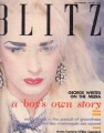 CULTURE CLUB Blitz (10/84) UK Magazine