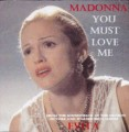 MADONNA You Must Love Me USA 7