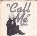 BLONDIE Call Me USA 7