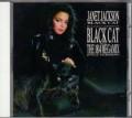 JANET JACKSON Black Cat/The 1814 Megamix GERMANY CD5