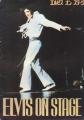 ELVIS PRESLEY Elvis On Stage JAPAN Original Movie Program