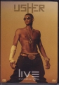 USHER Live Evolution 8701 USA DVD w/BONUS FEATURES