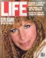 BARBRA STREISAND Life (12/83) USA Magazine
