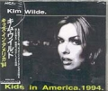 KIM WILDE Kids In America 1994 JAPAN CD5 w/4 Mixes