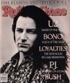 U2 Rolling Stone (3/9/89) USA Magazine