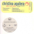 CHRISTINA AGUILERA What A Girl Wants USA 12