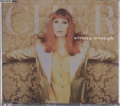 CHER Strong Enough UK CD5 w/3 Versions