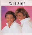 WHAM 1985 JAPAN Tour Program