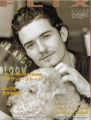 ORLANDO BLOOM Flix (12/03) JAPAN Magazine