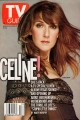 CELINE DION TV Guide (3/30-4/5/02) USA Magazine