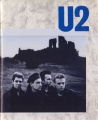 U2 The Unforgetable Fire 1984 UK Tour Program
