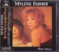 MYLENE FARMER Ainsi Soit Je... JAPAN CD
