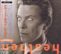 DAVID BOWIE Heathen JAPAN CD w/Ltd.Edition Bonus Disc+Bonus Track