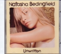 NATASHA BEDINGFIELD Unwritten EU CD