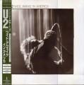 U2 Wide Awake In America JAPAN LP