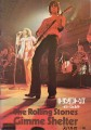 ROLLING STONES Gimme Shelter JAPAN Movie Program