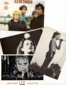 U2 Set Of 4 EU Postcards (B)