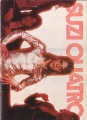 SUZI QUATRO 1974 JAPAN Tour Program