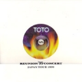 TOTO 1999 Reunion Concert JAPAN Tour Program