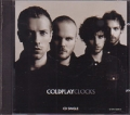COLDPLAY Clocks USA CD5 w/Live Track