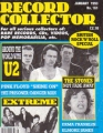U2 Record Collector (1/93) UK Magazine