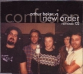 ARTHUR BAKER vs NEW ORDER Confusion '02 Remixes UK CD5