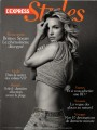 BRITNEY SPEARS L'Exress Styles (6/25-7/1/09) FRANCE Magazine