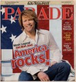 BON JOVI Parade (7/1/07) USA Magazine