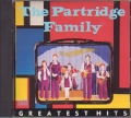 PARTRIDGE FAMILY Greatest Hits USA CD used