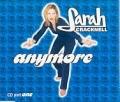 SARAH CRACKNELL (Saint Etienne) Anymore UK CD5 Part 1 w/ Mixes