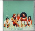 SPICE GIRLS 2 Become 1 USA CD5