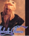 MICHAEL MONROE 1992 JAPAN Tour Program HANOI ROCKS