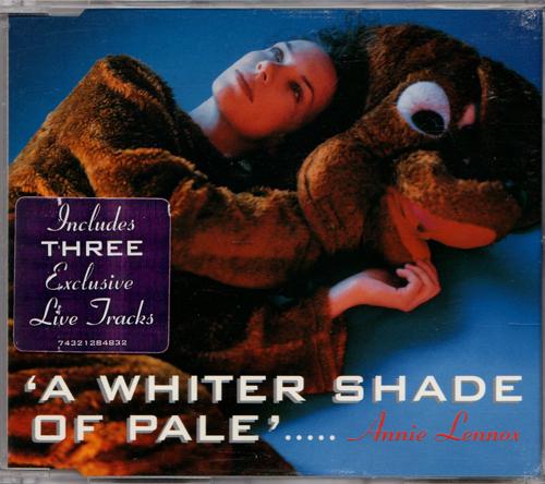 Annie Lennox - A Whiter Shade of Pale …