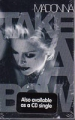 MADONNA Take A Bow w/InDaSoul Mix USA Cassette Single