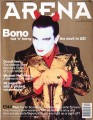 U2 Arena (Winter 93/94) UK Magazine