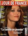 VANESSA PARADIS Jour De France (9/11) FRANCE Magazine