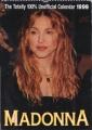 MADONNA 1999 ITALY Unofficial Calendar