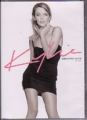 KYLIE MINOGUE Greatest Hits 87-97 ASIA DVD w/Bonus Features