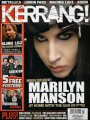 MARILYN MANSON Kerrang! (5/23/09) UK Magazine