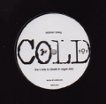 SIOBHAN FAHEY Cold UK 12''