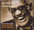 RAY CHARLES w/ NORAH JONES Here We Go Again EU CD5